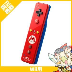 Wii ニンテンドーWii Wiiリモコンプラス (マリオ) コントローラー Nintendo 任天...