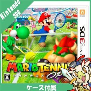 3DS MARIO TENNIS OPEN (マリオテニスオープン) ソフト ケースあり 中古