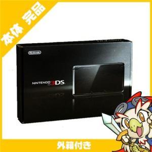 3DS ニンテンドー3DS 本体 完品 コスモブラック 中古...