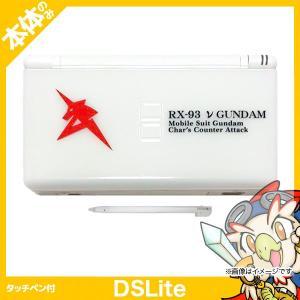 DSLite ニンテンドーDSLite SDガンダム Gジェネレーション クロスドライブ ニンテンドーDS Lite νガンダムver. 本体のみ 本体単品 中古 送料無料 entameoukoku