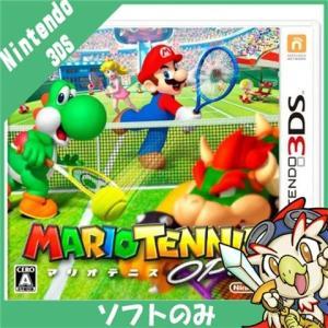 3DS ニンテンドー3DS マリオテニスオープン MARIO TENNIS OPEN マリオテニス ...