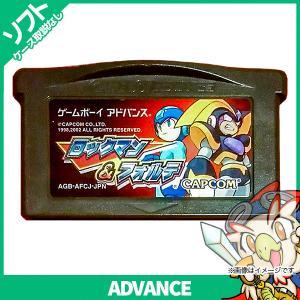 GBA ゲームボーイアドバンス ロックマン&フォルテ ソフトのみ ソフト単品 Nintendo 任天堂 ニンテンドー 中古 送料無料 entameoukoku