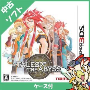 3DS ニンテンドー3DS テイルズ オブ ジ アビス ソフト ケースあり Nintendo 任天堂...