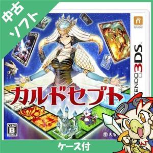 3DS ニンテンドー3DS カルドセプト ソフト ケースあり Nintendo 任天堂 ニンテンドー 中古 送料無料|entameoukoku