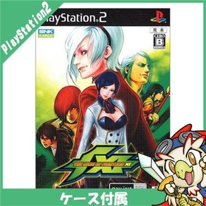 Ps2 THE KING OF FIGHTERS XI ソフト プレステ2 PlayStation2 プレイステーション2 中古 送料無料|entameoukoku