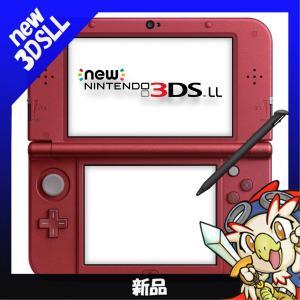 Newニンテンドー3DS LL 本体 メタリックレッド 任天堂 Nintendo ゲーム機 新品|entameoukoku