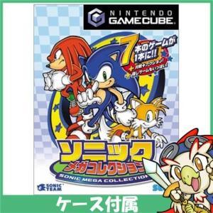 ゲームキューブ GC ソニック メガコレクション ソフト GAMECUBE ニンテンドー 任天堂 Nintendo 中古 送料無料|entameoukoku
