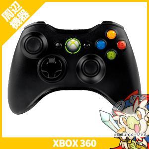 Xbox 360 ワイヤレス コントローラー リキッド ブラック エックスボックス 中古