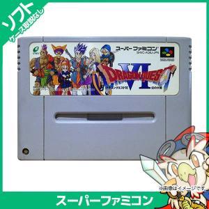 スーパーファミコン スーファミ ドラゴンクエスト6 ドラクエ6 幻の大地 ソフト SFC ニンテンドー 任天堂 NINTENDO 中古 送料無料|entameoukoku