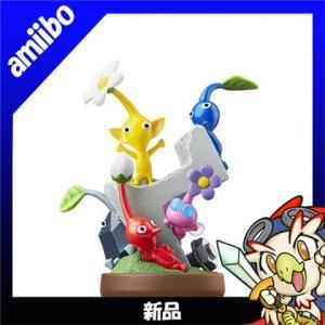 WiiU amiibo ピクミン ピクミンシリーズ 本体 新品 Nintendo 任天堂 ニンテンドー 新品同様|entameoukoku