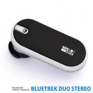 在庫限り Bluetoothステレオヘッドセット BLUETREK DUO STEREO Bluetrek社製|enteron-kagu-shop