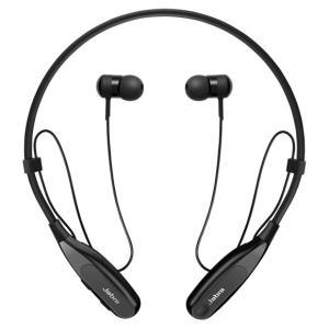 Bluetooth ヘッドセット HALO FUSION Jabra イヤホン ワイヤレス首かけ ウォーキング ジョギング(S5590)|enteron-kagu-shop