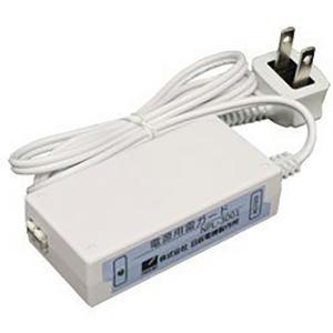 雷対策 電源用 雷からPCを守る!日辰電機 電源用雷ガード NPL-3001|enteron-kagu-shop
