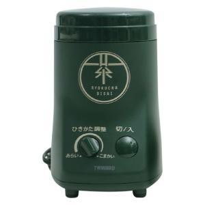 お茶ひき器 ツインバード 緑茶美採 GS-4671DG ウィンターキャンペーン|enteron-kagu-shop