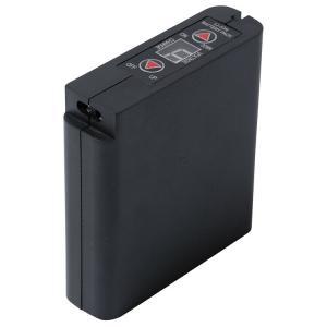 空調服 大容量バッテリー セット 純正品 6500mAh 500kcalシリーズ専用リチウムイオン大容量バッテリーセット LIUlTRA1 空調服バッテリー|enteron-kagu-shop|03