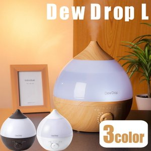 加湿器 アロマ加湿器 Dew Drop L デュードロップ ...