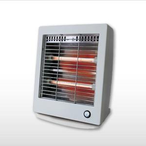 暖房 電気ストーブ テクノス 石英管 電気ストーブ 600W...