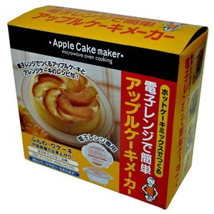 キッチングッズ アップルケーキメーカー ベーシック/APCM1 enteron-kagu-shop