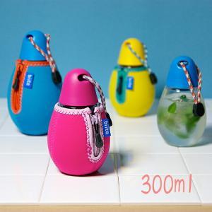 水筒 ドロップボトル 300ml DB300 ビッテ biite マイボトル 水筒 直飲み 直のみ 遠足 おしゃれ かわいい カバー付 子供 キッズ アウトドア ギフト プレゼント