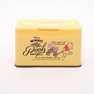 マスクケース プーさん マスクストッカー Pooh/MKST1 マスク収納 マスク入れ マスク保管 マスク 収納ケース 収納ボックス  くまのプーさん おしゃれ|enteron-kagu-shop