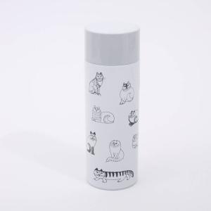 水筒 リサラーソン 超軽量コンパクトステンマグ リサラーソンスケッチ/SMBC4B 軽い コンパクト...