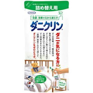 除菌 ダニ ダニクリン 無香料タイプ 230ml 詰め替え用 A-BO-2000-000 防虫対策 ...