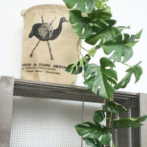 フェイクグリーン モンステラ 観葉植物 フェイク グリーン インテリア 雑貨 いなざうるす屋|enteron-kagu-shop