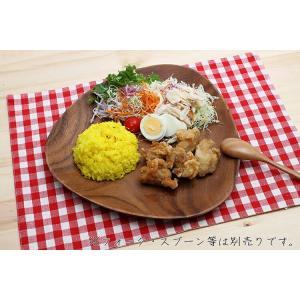 アカシア食器 アカシアエッグ型トレー XL 30147 アカシア キッチン 食卓 食器 お皿 トレー お椀 ボウル ランチ ディナー おしゃれ enteron-kagu-shop