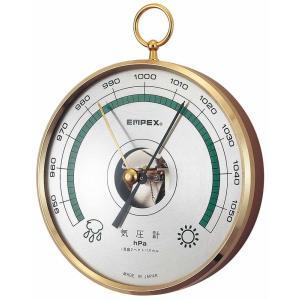 EMPEX エンペックス 予報官〈気圧計〉 BA-654