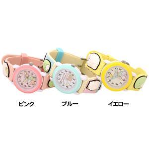 腕時計 キッズ すみっこぐらし キッズウォッチ SX-V07 キャラクター すみっコぐらし 腕時計 子供 子ども キッズ 入学 プレゼント 贈り物 ギフト サンフレイム enteron-shop2