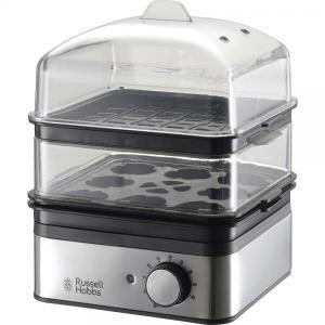 スチーマー ラッセルホブスミニスチーマー 7910JP キッチン キッチン用品 調理器具 プレゼント ギフト 父の日 蒸し器 蒸し料理 手軽|enteron-shop2