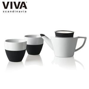 セール品 VIVA scandiavia ティーポットセット V318J おしゃれ