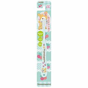 歯ブラシ 子供用 歯ブラシ 転写タイプ 小学生用 ハミングミント/TB6N