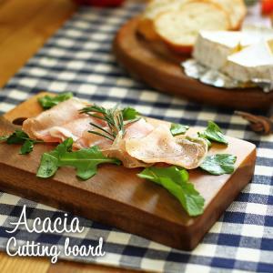 アカシア 食器 カッティングボード レクタングル S 40487 木製食器 皿 プレート 北欧 カフェ 食器 インスタ映え かわいい カフェ風 オシャレ 洋食器 和食器|enteron-shop2