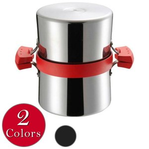 フライヤー ウチクック ウチクッククイックフライヤー レッド/ブラック/UCS2 キッチン キッチン用品 調理器具 プレゼント ギフト 父の日 油 揚げる 濾す|enteron-shop2