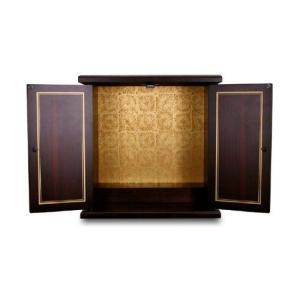 仏壇 漆器ミニ仏壇 小 黒檀 118611|enteron-shop
