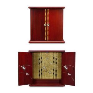 仏壇 漆器ミニ仏壇 大 やまと 134567|enteron-shop