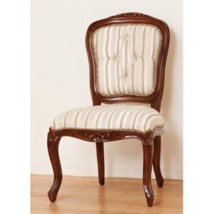 アンティーク調家具 マルシェ チェアー 肘なし 完成品 28560|enteron-shop