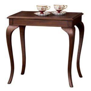 アンティーク調家具 ウェール コーヒーテーブル 完成品 28585|enteron-shop