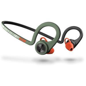 日本プラントロニクス BT ワイヤレスヘッドセット BackBeat Fit グリーン|enteron-shop