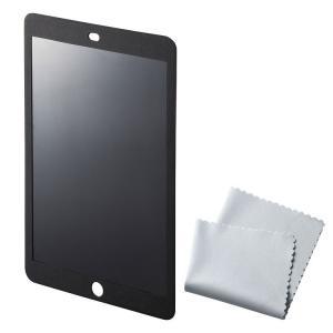 サンワサプライ 脱着式のぞき見防止フィルター(iPad Air2/Air用) CRT-PFIPABK|enteron-shop