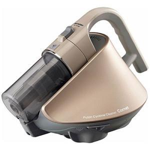 シャープ ふとんクリーナー(ゴールド系)【掃除機】SHARP サイクロンふとん掃除機 Cornet(コロネ) EC-HX150-N|enteron-shop