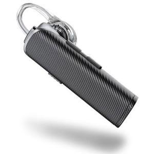 日本プラントロニクス Bluetooth ワイヤレスヘッドセット Explorer110 ブラック|enteron-shop