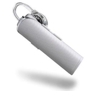 日本プラントロニクス Bluetooth ワイヤレスヘッドセット Explorer 110 ホワイト ハンズフリー 片耳|enteron-shop