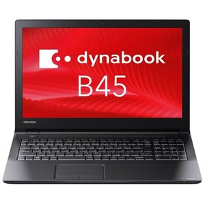 2016 東芝 dynabook B45/A PB45ANAD4RDAD81 Windows7 Pro 32/64Bit