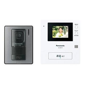パナソニック カラーテレビドアホン Panasonic (VL-SV19K)|enteron-shop