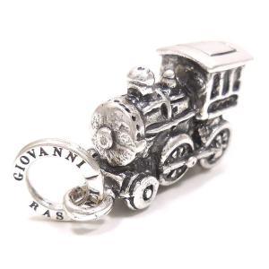 チャーム ペンダントトップ おもちゃ 機関車 シルバー925 CHARMS&Co.|entiere