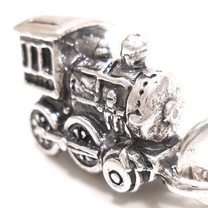 チャーム ペンダントトップ おもちゃ 機関車 シルバー925 CHARMS&Co.|entiere|02