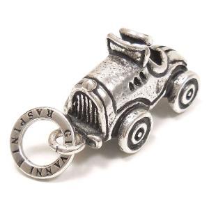 チャーム ペンダントトップ おもちゃ 自動車 シルバー925 CHARMS&Co.|entiere
