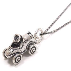 ネックレス レディース メンズ おもちゃ 自動車 ペンダント シルバー925|entiere|02